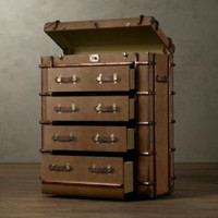 Richards' Large Chest | Trunks | Restoration Hardware