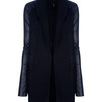 L.G.B. Open Draped Cardigan - Julian Fashion - farfetch.com