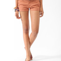 Essential Twill Shorts