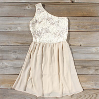 Sparkling Woodland Dress