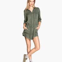 H&M Shirt Dress $29.95