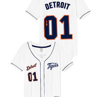 Detroit Tigers Game Day Jersey - PINK - Victoria's Secret