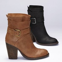 Riskey Leather Boot