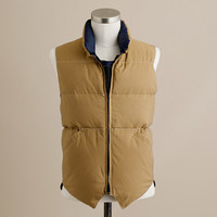 Crescent Down Works For J.Crew North By Northwest Vest