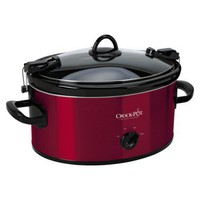 Crock-Pot® Cook 'N' Carry - Red (6 Quart)