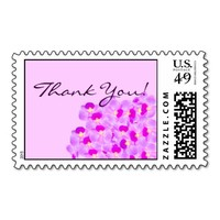 Pink Orchid Bouquet - Thank You!