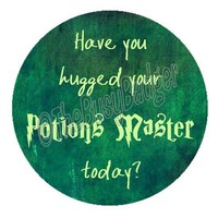 CHP02 Have you Hugged your Potions Master Today by TheBusyBadger
