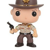 POP Television! The Walking Dead Rick Grimes - 186236