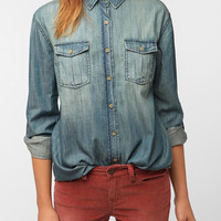 Lark & Wolff By Steven Alan Chambray Shirt