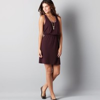 Loft - LOFT Dresses - Layered Tank Dress