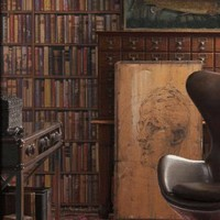 Navigator Collection Library Bookshelf Wallpaper available 4 Colours 2x10m rolls