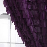 Waterfall Ruffle Curtain