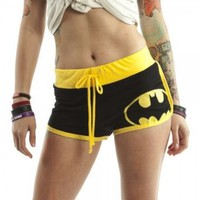 Amazon.com: DC Comics Booty Shorts Juniors Girls: Clothing