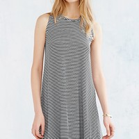 BDG Striped Swing Midi Dress - Urban Outfitters
