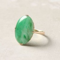 Victorian Jade Ring - Anthropologie.com