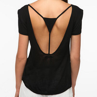 Triangle Back Tee