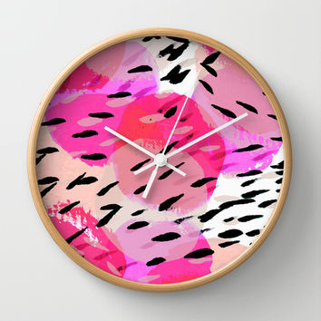 AJ220 Wall Clock by Georgiana Paraschiv