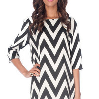 Zazie Shift Dress $42