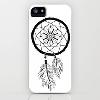 Dreamcatcher iPhone Case by Lyndsay Murray | Society6