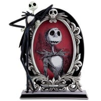 Jack Skellington Photo Frame -- 4&#x27;&#x27; x 6&#x27;&#x27; | Frames | Disney Store