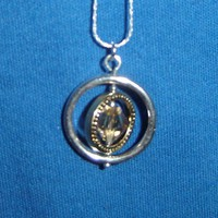Time Turner Harry Potter Inspired Elegant by penguinfamily on Etsy