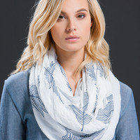 Light As A Feather Infinity Scarf