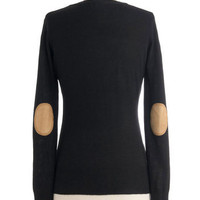 Tulle Clothing Ladies and Intelligence Cardigan | Mod Retro Vintage Sweaters | ModCloth.com