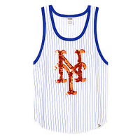 New York Mets Bling Tank - PINK - Victoria's Secret
