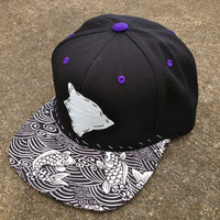 TWEAKER Custom Handmade in Hawaii Snapback Hat Cap