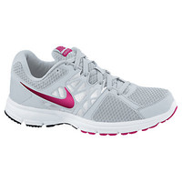Buy Nike Air Relentless 2 Women's Running Shoes, Platinum/Frostberry online at JohnLewis.com