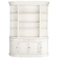 Bookcase in Ivory Flaubert