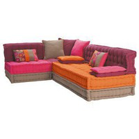 5-Seat Daybed Bolcho