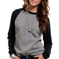 Alternative Apparel Color-Block Champ Sweatshirt $48