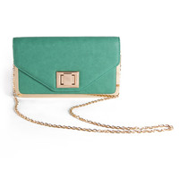 Gold Edge Clutch - 2020AVE