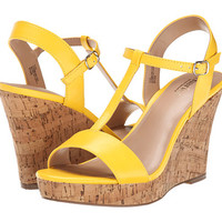 Charles by Charles David Libra Yellow Smooth - Zappos.com Free Shipping BOTH Ways