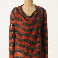 Loose Stripes Cardigan - Anthropologie.com