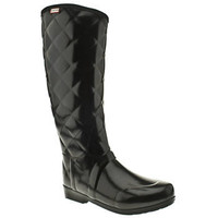 Women's Black Hunter Regent Savoy at Schuh