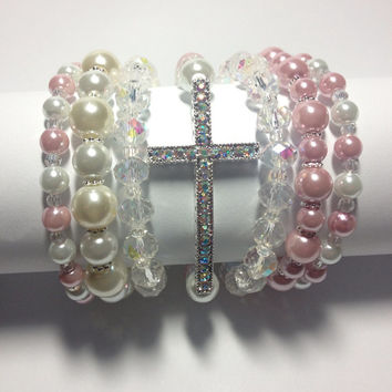 Pretty in Pink Pearl Set