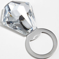 Pop Rock Diamond Ring Bottle Opener