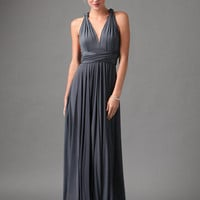 twobirds Bridesmaid Jersey Convertible Gown