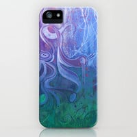 Electric Dreams II iPhone Case by Mat Miller | Society6