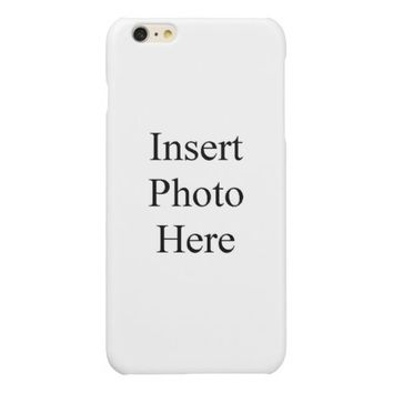 Customized Glossy iPhone 6 Plus Case