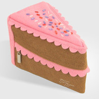 Slice of Cake | Fred Flare Exclusive Felt Pouch | fredflare.com