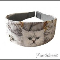 Furry Kitties Headband