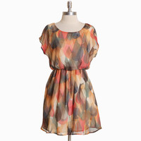 sundrops abstract print dress - $39.99 : ShopRuche.com, Vintage Inspired Clothing, Affordable Clothes, Eco friendly Fashion