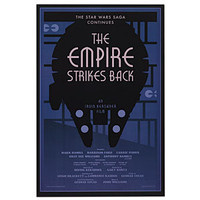 Limited Edition Empire Strikes Back Movie Poster