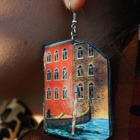 Venice earrings | Vintaholic