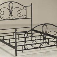 Colefax Metal Bed - Beds -  Bedroom -  Furniture | HomeDecorators.com