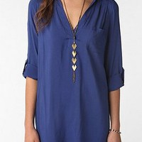 Sparkle & Fade Shirtdress - $59.00