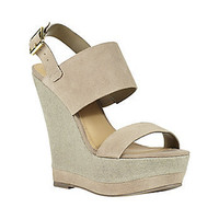 Steve Madden - WARMTHH TAUPE SUEDE